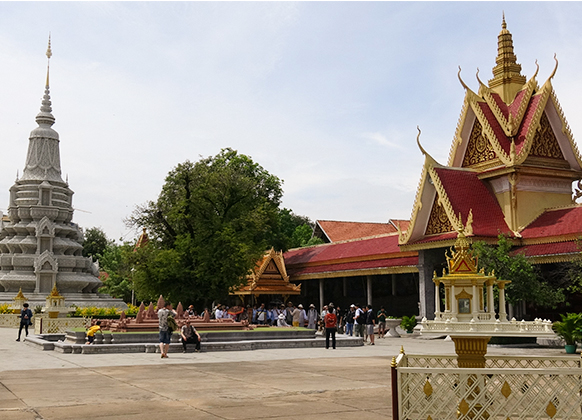Phnom Penh - Welcome to Cambodia
